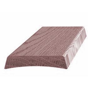 Indfatning 112 mahogni, 14x65 mm, pris pr. meter