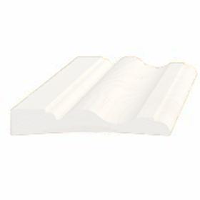 Almueindfatning 5372 hvid, 15x91 mm, pris pr. meter