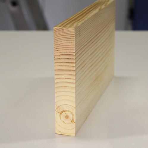 Forrammetræ, fyr 547, 27x140 mm, pris pr. meter