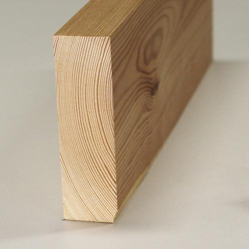 Forrammetræ, fyr 518, 27x92 mm, pris pr. meter
