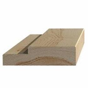 Karmtræ, fyr 256, 30x115 mm, pris pr. meter
