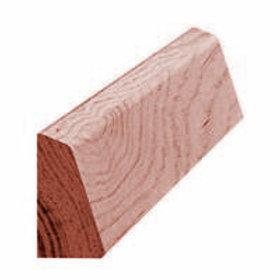 Skureliste mahogni 177, 15x27 mm, pris pr. meter