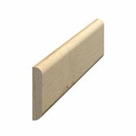 Vægliste fyr 34, 5x27 mm, pris pr. meter