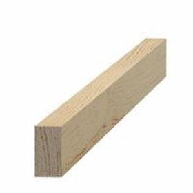 Forrammetræ, fyr 455, 8x15 mm, pris pr. meter