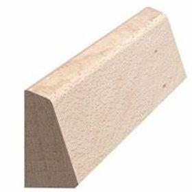 Skureliste bøg 177, 15x27 mm, pris pr. meter