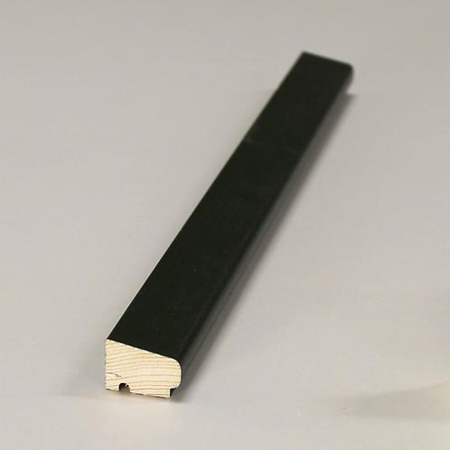 Glasliste 4037 med fals, fyr, VAC/GRØN UMBRA 15x21 mm pris pr. meter