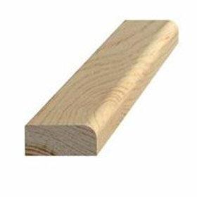 Forkantliste, fyr 1, 9x21 mm, pris pr. meter