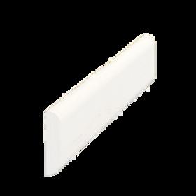 Vægliste fyr hvid 5127, 5x21mm, pris pr. meter