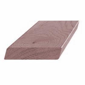 Fodliste 110 mahogni 14x65 mm, pris pr. meter