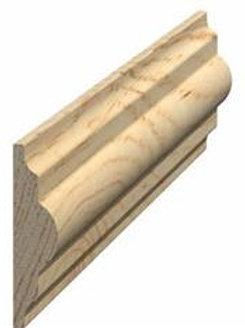 Dekorationsliste 429 fyr, 8x33 mm, pris pr. meter