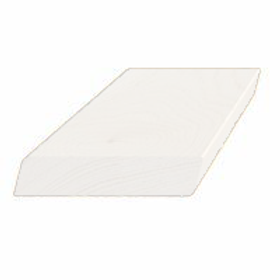 Fodliste 5110 hvid,14x65 mm, pris pr. meter