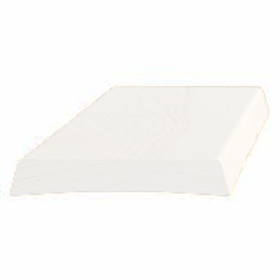 Indfatning 5289 hvid, 15x91 mm, pris pr. meter