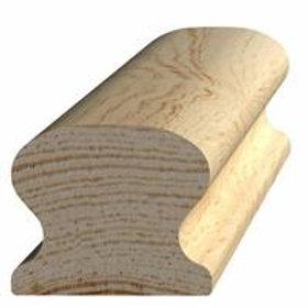 Håndløber, fyr 369, 45x54 mm, pris pr. meter