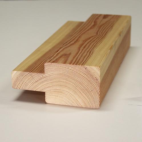 Karmtræ, fyr 545, 56x115 mm, pris pr. meter