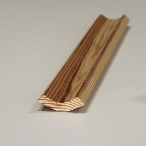 Hulkehlliste, fyr 515, 27x27 mm, pris pr. meter