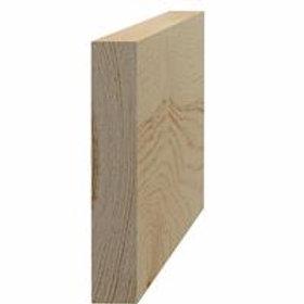 Forrammetræ, fyr 286, 20x115 mm, pris pr. meter