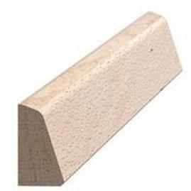 Skureliste bøg 176, 12x21 mm, pris pr. meter
