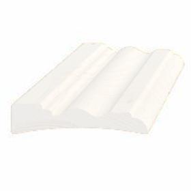 Almueindfatning 5368 hvid, 15x68 mm, pris pr. meter
