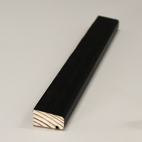 Bundglasliste 4054 fyr VAC/SORT 15x27 mm pris pr. meter