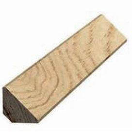 Fejeliste eg 193, 13x13 mm, pris pr. meter