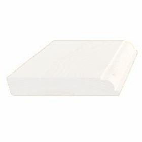 Almuefodliste 5373 hvid, 15x91 mm, pris pr. meter