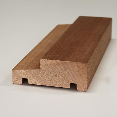 Karmtræ, mahogni 565, 45x115 mm, pris pr. meter