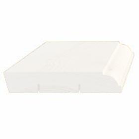 Almuefodliste 5357 hvid, 20x115 mm, pris pr. meter