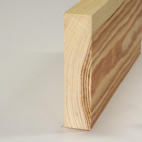 Forrammetræ, fyr 519, 27x115 mm, pris pr. meter