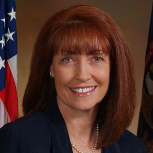 City Treasurer Lynda Scheel