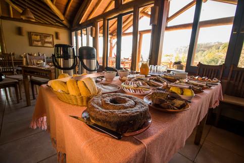 fotos-4Café da Manhã Pousada Maria Café