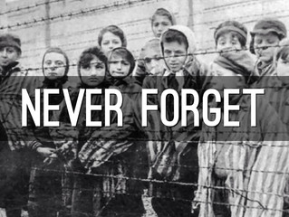 International Holocaust Remembrance Day - January 27 2018