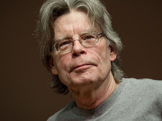 STEPHEN KING'S FIRST TIP FOR IMPROVING YOUR WRITING