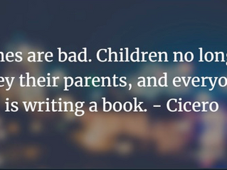 WISDOM FROM CICERO