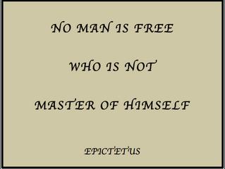 WISDOM FROM EPICTETUS