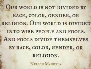 WISDOM FROM NELSON MANDELA