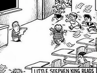 LITTLE STEPHEN KING'S FIRST STORY
