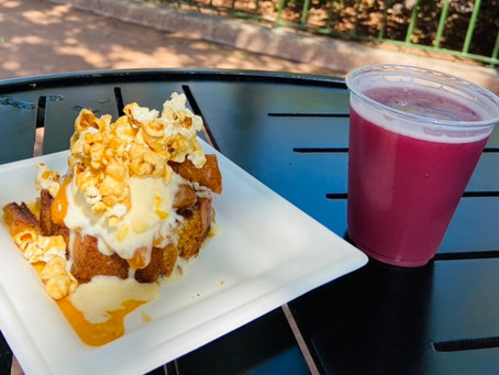 What to Order While Drinking (and Eating) Around the World in Epcot at Disney World