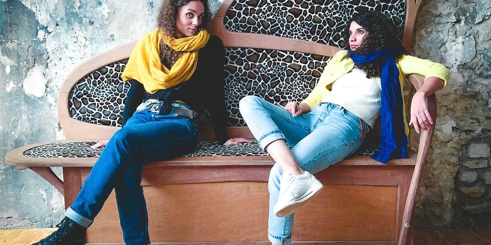 Concert  Sofar Anissa Nehari & Lola Malique