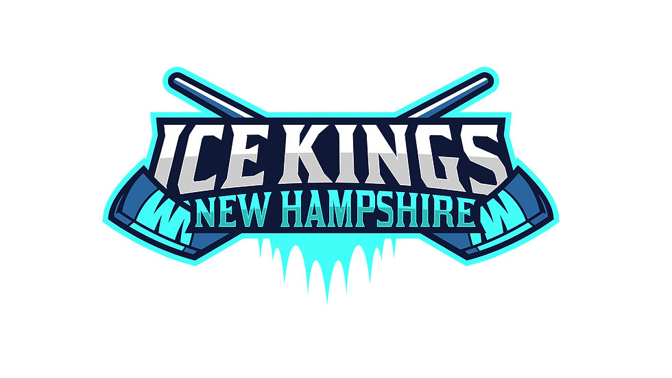Rectangle Ice Kings Decal