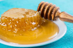 Honey w/Comb