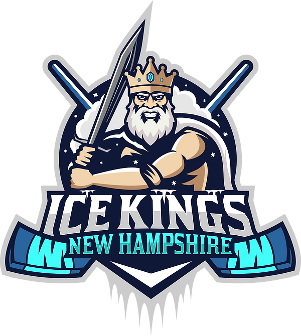 NH Ice King Logo