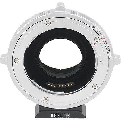 Metabones Canon EF naar E-mount T CINE Speed Booster Ultra (0.71x)
