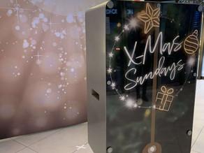 Kerst Activatie Munt Gallerij Brussel