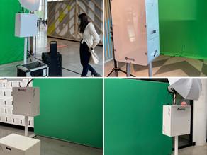 4 Greenkey Booths voor Jada Events (Nike).