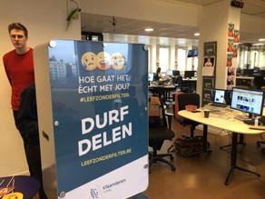 Vlaamse Overheid Durf Delen Actie