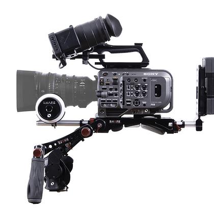 Sony FX9 Met Schouder Rig