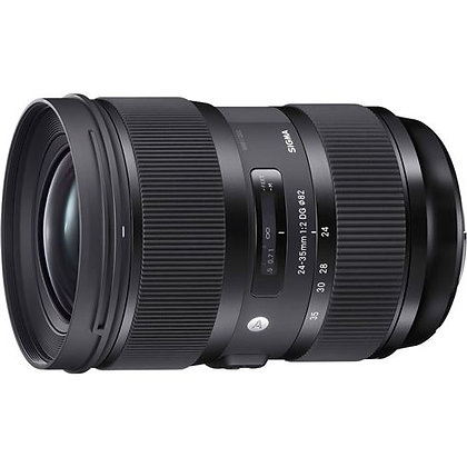 SIGMA 24-35MM F/2 DG HSM ART CANON