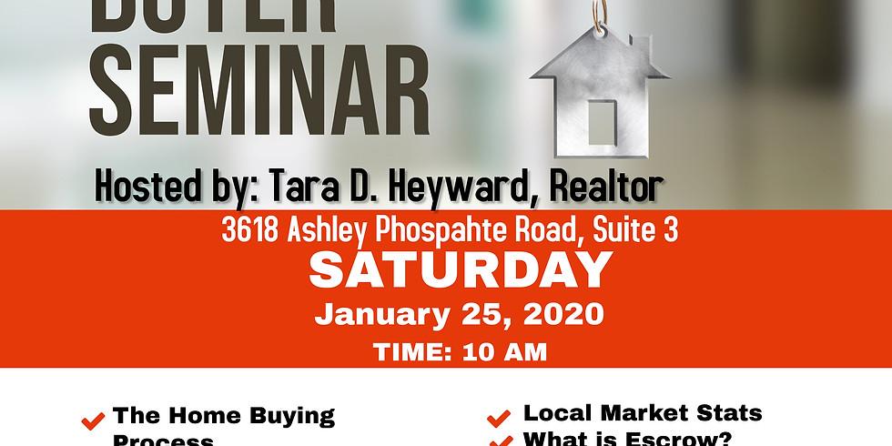 LGBTQ+ Home  Buyers Seminar