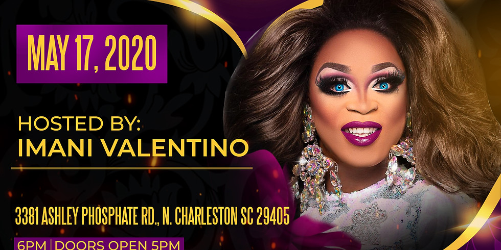 Charleston Royal Pride of Nations Newcomer Pageant