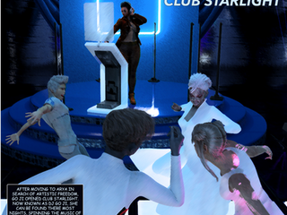 Club Starlight: Go Ji's hub of musical and artistic freedom in Arya
